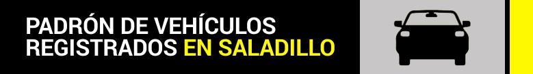PADRÓN DE VEHÍCULOS